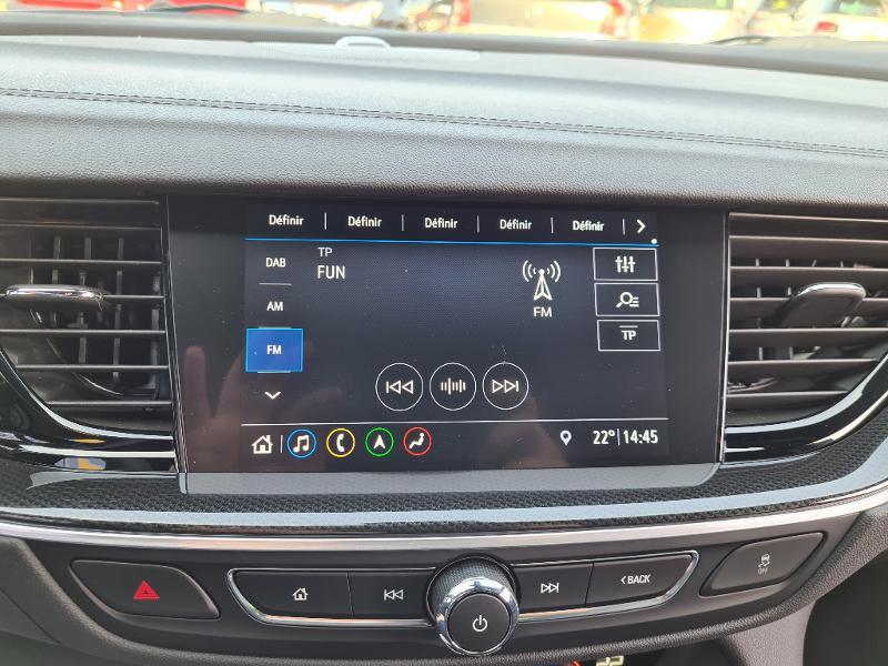 Opel Insignia GS GS-LINE PACK 2.0 Diesel 174ch BVA8 (2021B) Noir occasion à Barberey-Saint-Sulpice - photo n°19