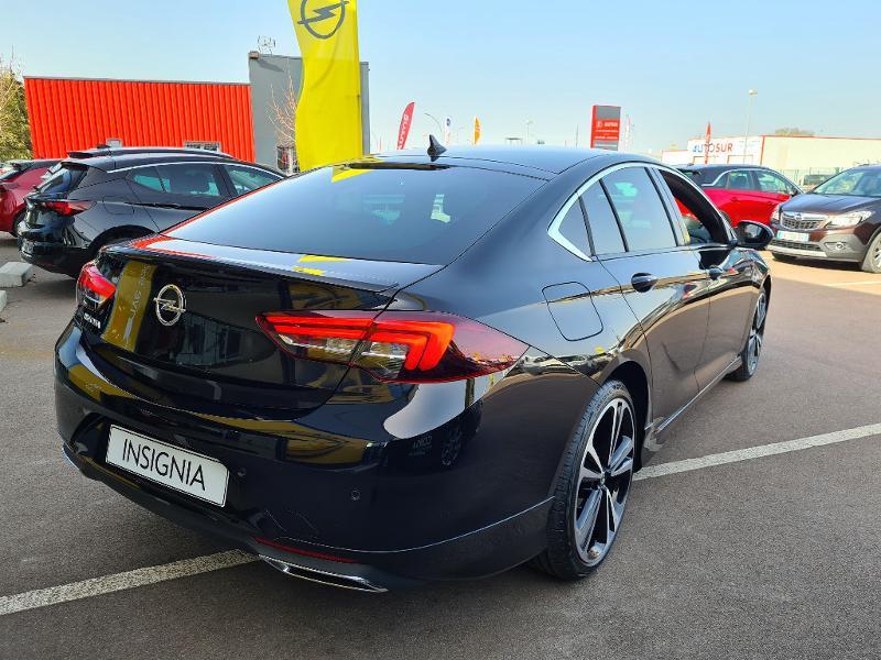 Opel Insignia GS GS-LINE PACK 2.0 Diesel 174ch BVA8 (2021B) Noir occasion à Barberey-Saint-Sulpice - photo n°2