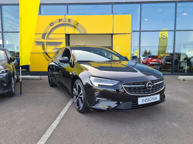 Opel Insignia GS GS-LINE PACK 2.0 Diesel 174ch BVA8 (2021B) Noir occasion à Barberey-Saint-Sulpice