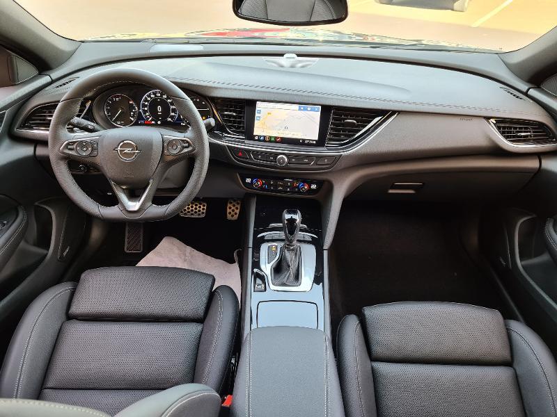 Opel Insignia GS GS-LINE PACK 2.0 Diesel 174ch BVA8 (2021B) Noir occasion à Barberey-Saint-Sulpice - photo n°3