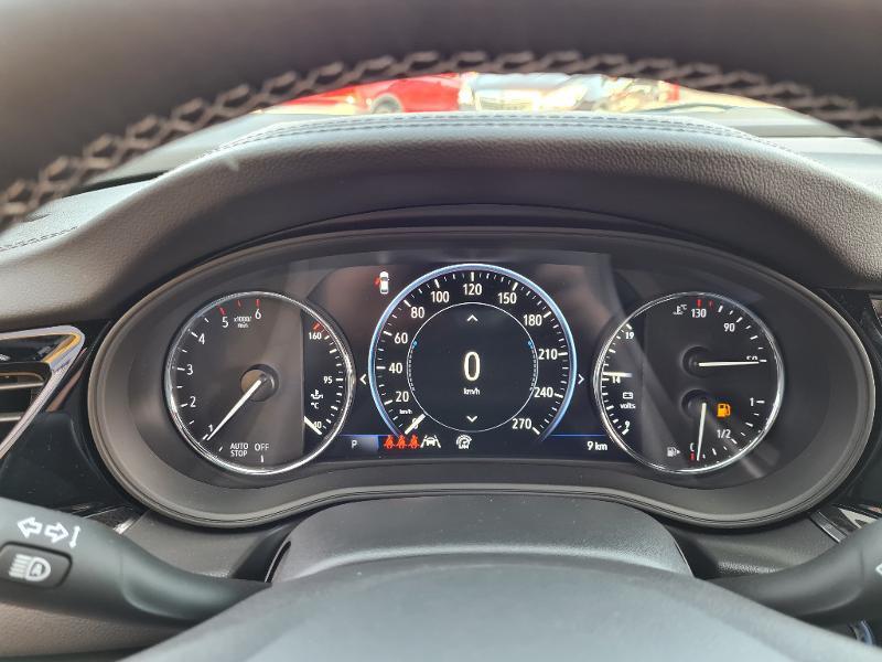 Opel Insignia GS GS-LINE PACK 2.0 Diesel 174ch BVA8 (2021B) Noir occasion à Barberey-Saint-Sulpice - photo n°16