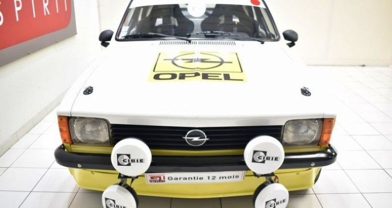 Opel Kadett GT/E  Replica  occasion à La Boisse - photo n°4