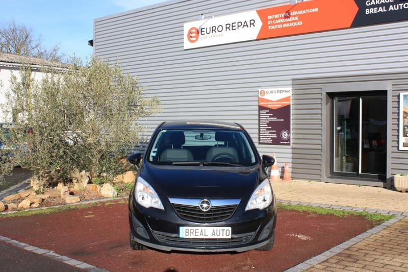 Opel Meriva 1.3 CDTI 95 ECOF ESSENTIA Noir occasion à Bréal-sous-Montfort - photo n°2