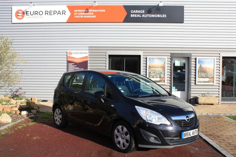 Opel Meriva 1.3 CDTI 95 ECOF ESSENTIA Noir occasion à Bréal-sous-Montfort
