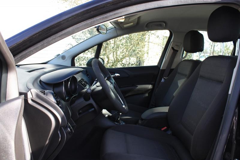 Opel Meriva 1.3 CDTI 95 ECOF ESSENTIA Noir occasion à Bréal-sous-Montfort - photo n°6