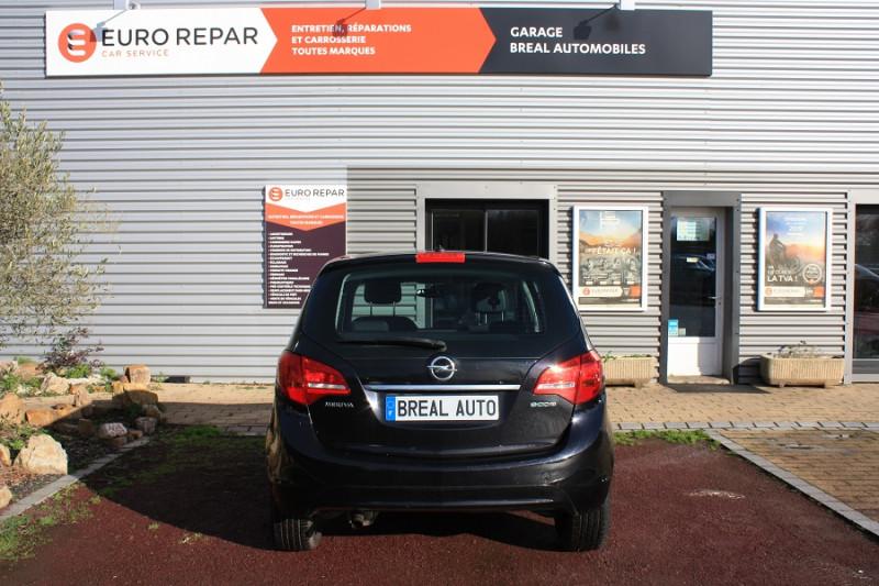 Opel Meriva 1.3 CDTI 95 ECOF ESSENTIA Noir occasion à Bréal-sous-Montfort - photo n°5