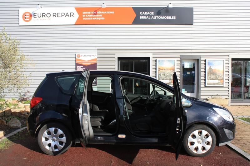 Opel Meriva 1.3 CDTI 95 ECOF ESSENTIA Noir occasion à Bréal-sous-Montfort - photo n°4