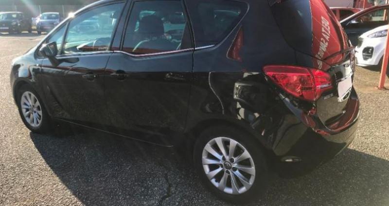 Opel Meriva 1.6 CDTI 110ch Cosmo Pack Start/Stop Gris occasion à LA RAVOIRE - photo n°4