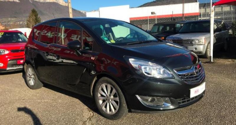 Opel Meriva 1.6 CDTI 110ch Cosmo Pack Start/Stop Gris occasion à LA RAVOIRE - photo n°2