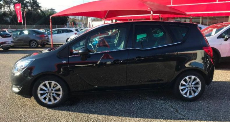 Opel Meriva 1.6 CDTI 110ch Cosmo Pack Start/Stop Gris occasion à LA RAVOIRE - photo n°3