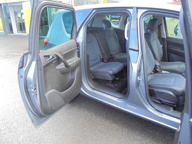Opel Meriva 1.6 CDTI 110ch Cosmo Start/Stop Gris occasion à Corbeil-Essonnes - photo n°8