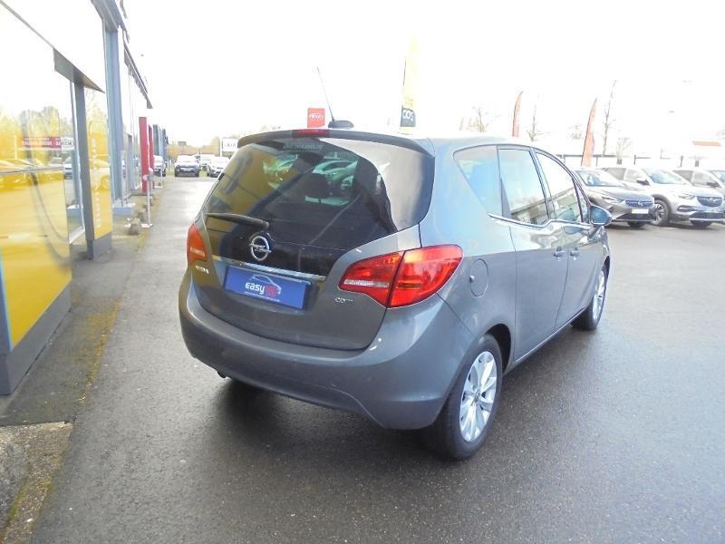 Opel Meriva 1.6 CDTI 110ch Cosmo Start/Stop Gris occasion à Corbeil-Essonnes - photo n°2