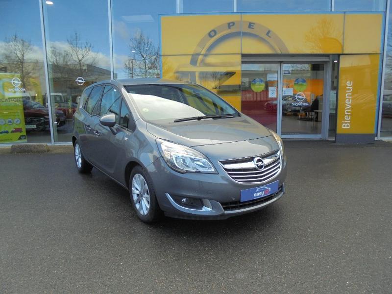Opel Meriva 1.6 CDTI 110ch Cosmo Start/Stop Gris occasion à Corbeil-Essonnes
