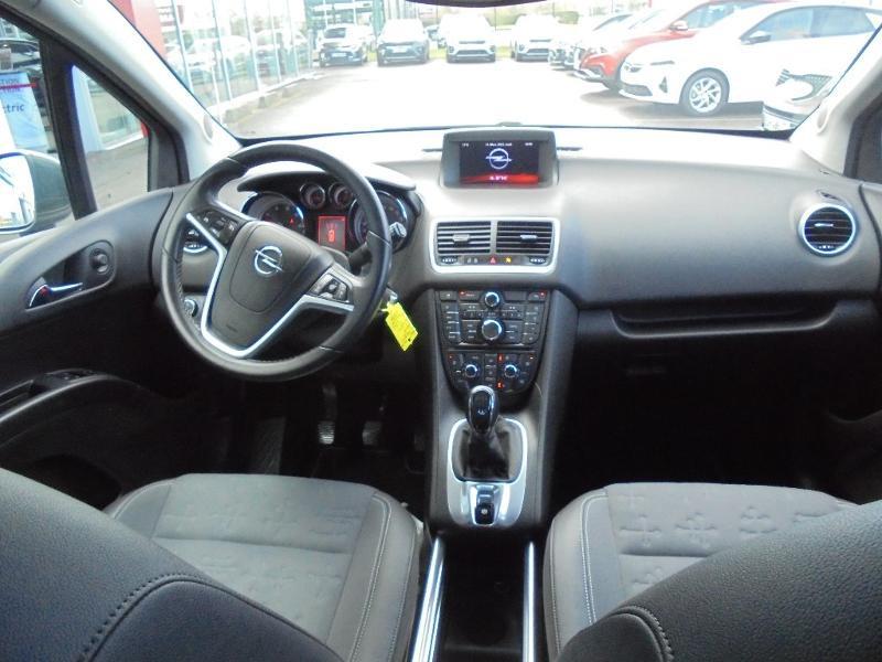 Opel Meriva 1.6 CDTI 110ch Cosmo Start/Stop Gris occasion à Vert-Saint-Denis - photo n°9