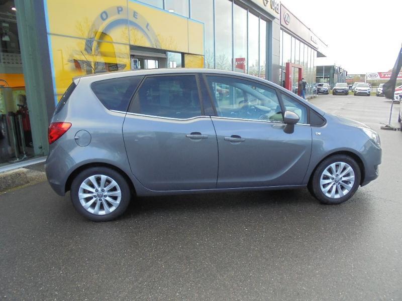 Opel Meriva 1.6 CDTI 110ch Cosmo Start/Stop Gris occasion à Vert-Saint-Denis - photo n°7