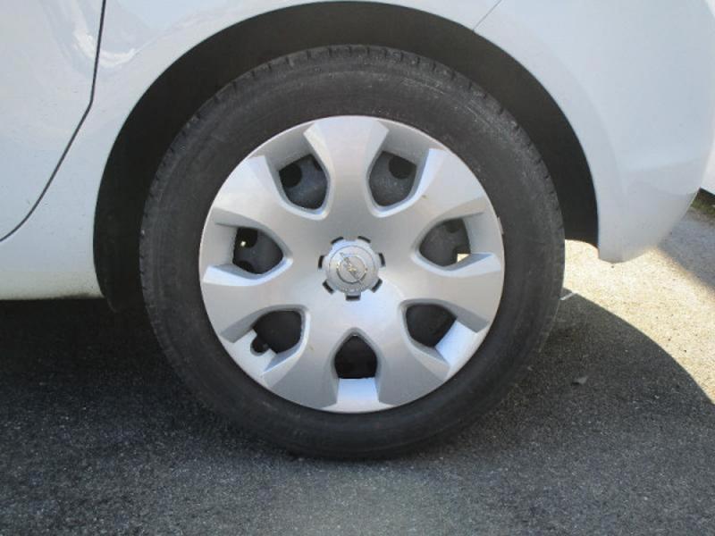 Opel Meriva 1.6 CDTI 110ch Edition Start/Stop Blanc occasion à Labège - photo n°5