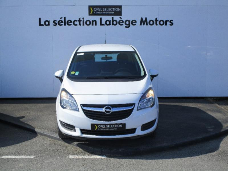 Opel Meriva 1.6 CDTI 110ch Edition Start/Stop Blanc occasion à Labège