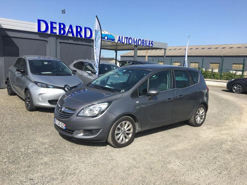 Opel Meriva 1.6 CDTI 110CH ELITE START/STOP Gris occasion à Ibos