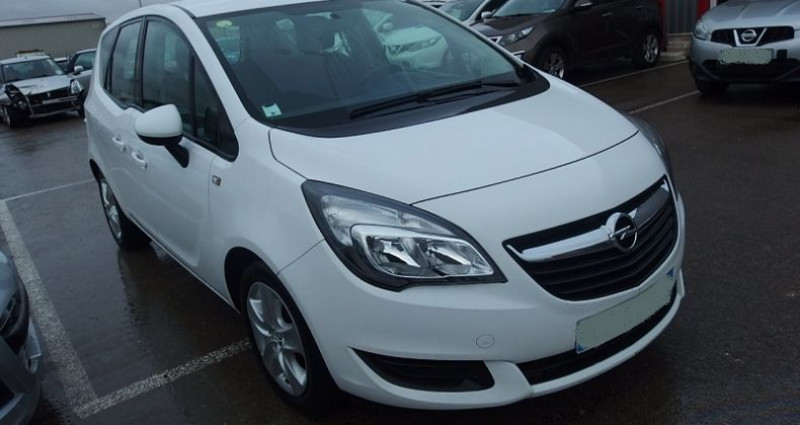 Opel Meriva 1.6 CDTI 95CH EDITION START/STOP Blanc occasion à FONTAINE LES GRES