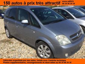 Opel Meriva Gris, garage VOITURE PAS CHERE RHONE ALPES à Saint-Bonnet-de-Mure
