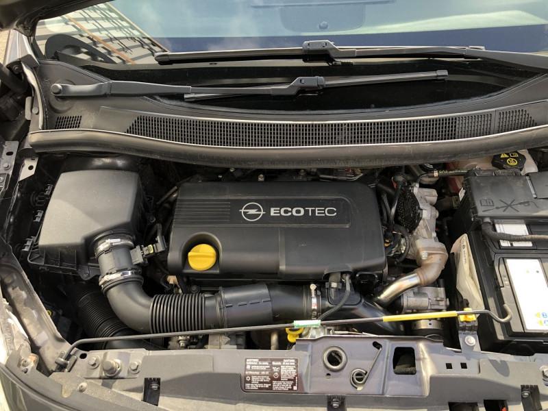 Opel Meriva 1.7 CDTI110 FAP COSMO Gris occasion à TOULOUSE - photo n°19