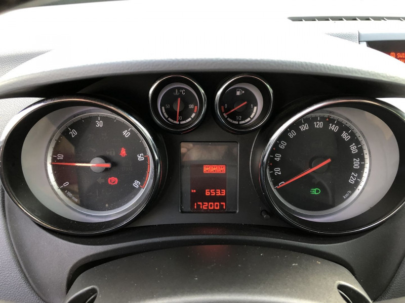 Opel Meriva 1.7 CDTI110 FAP COSMO Gris occasion à TOULOUSE - photo n°13
