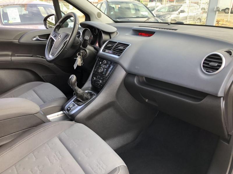 Opel Meriva 1.7 CDTI110 FAP COSMO Gris occasion à TOULOUSE - photo n°7