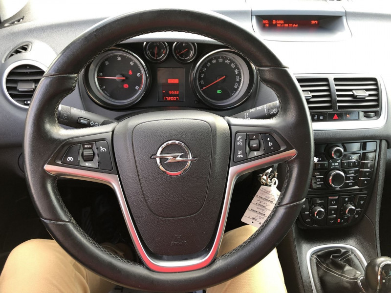 Opel Meriva 1.7 CDTI110 FAP COSMO Gris occasion à TOULOUSE - photo n°14