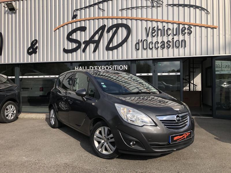 Opel Meriva 1.7 CDTI110 FAP COSMO Gris occasion à TOULOUSE