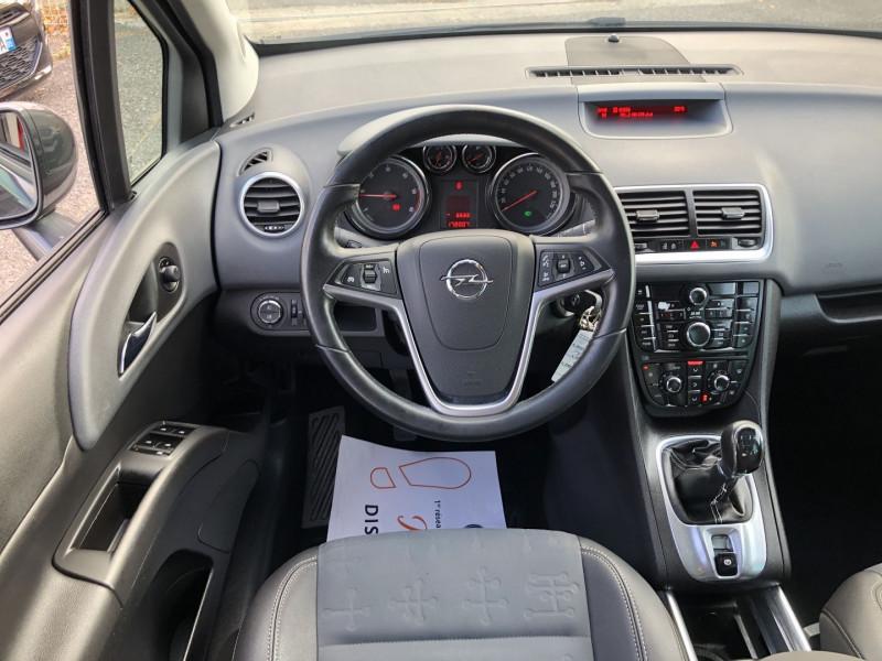 Opel Meriva 1.7 CDTI110 FAP COSMO Gris occasion à TOULOUSE - photo n°5