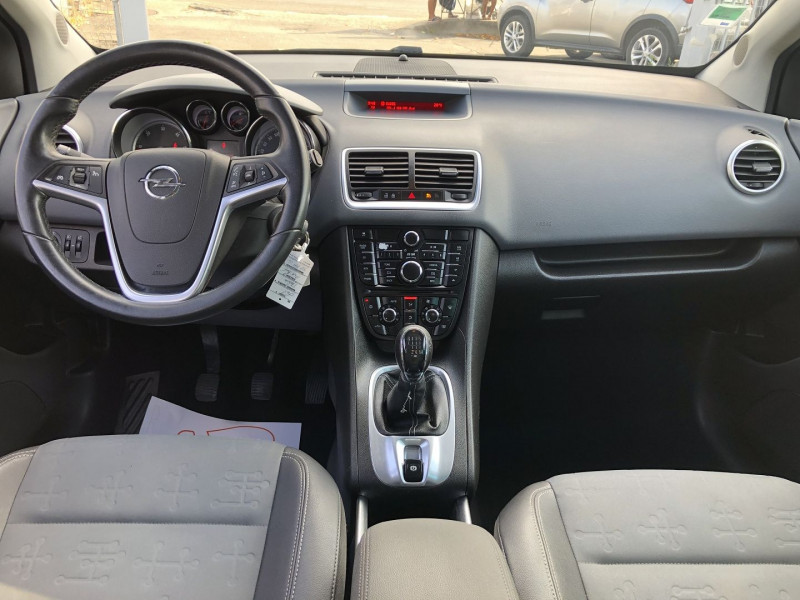 Opel Meriva 1.7 CDTI110 FAP COSMO Gris occasion à TOULOUSE - photo n°6