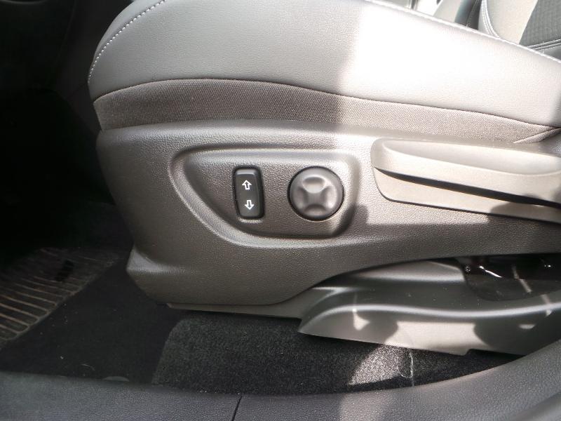 Opel Mokka X 1.4 Turbo 140ch Bicarburation Black Edition 4x2 Blanc occasion à Brie-Comte-Robert - photo n°14