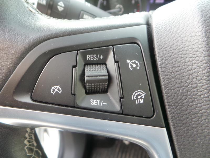 Opel Mokka X 1.4 Turbo 140ch Bicarburation Black Edition 4x2 Blanc occasion à Brie-Comte-Robert - photo n°10