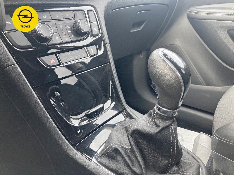 Opel Mokka X 1.4 Turbo 140ch Innovation 4x2 Gris occasion à Barberey-Saint-Sulpice - photo n°18
