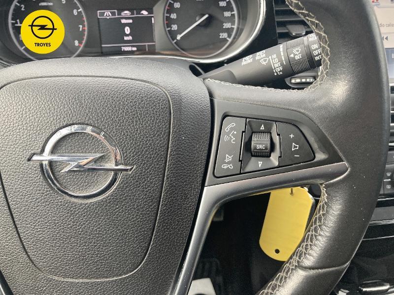 Opel Mokka X 1.4 Turbo 140ch Innovation 4x2 Gris occasion à Barberey-Saint-Sulpice - photo n°14