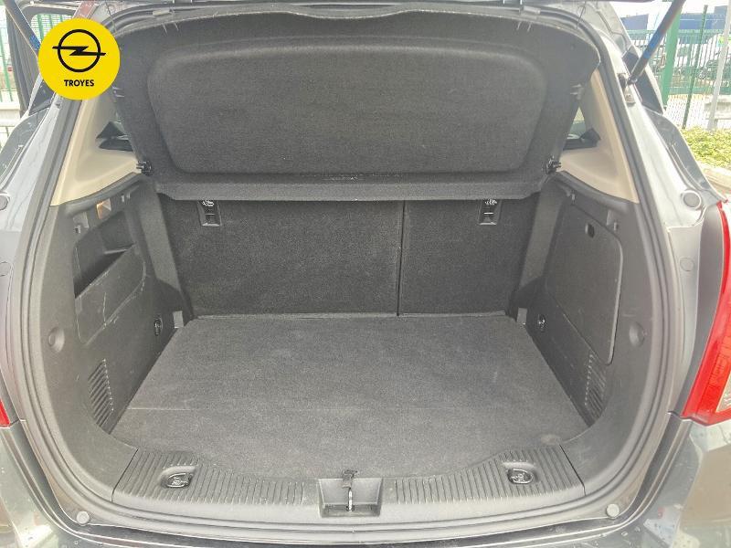 Opel Mokka X 1.4 Turbo 140ch Innovation 4x2 Gris occasion à Barberey-Saint-Sulpice - photo n°6