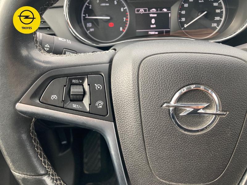 Opel Mokka X 1.4 Turbo 140ch Innovation 4x2 Gris occasion à Barberey-Saint-Sulpice - photo n°13