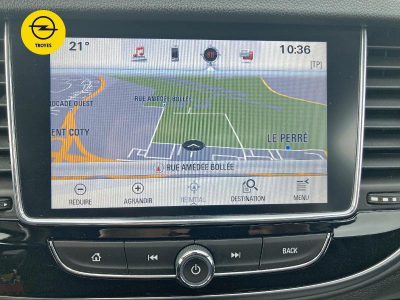Opel Mokka X 1.4 Turbo 140ch Innovation 4x2 Gris occasion à Barberey-Saint-Sulpice - photo n°16