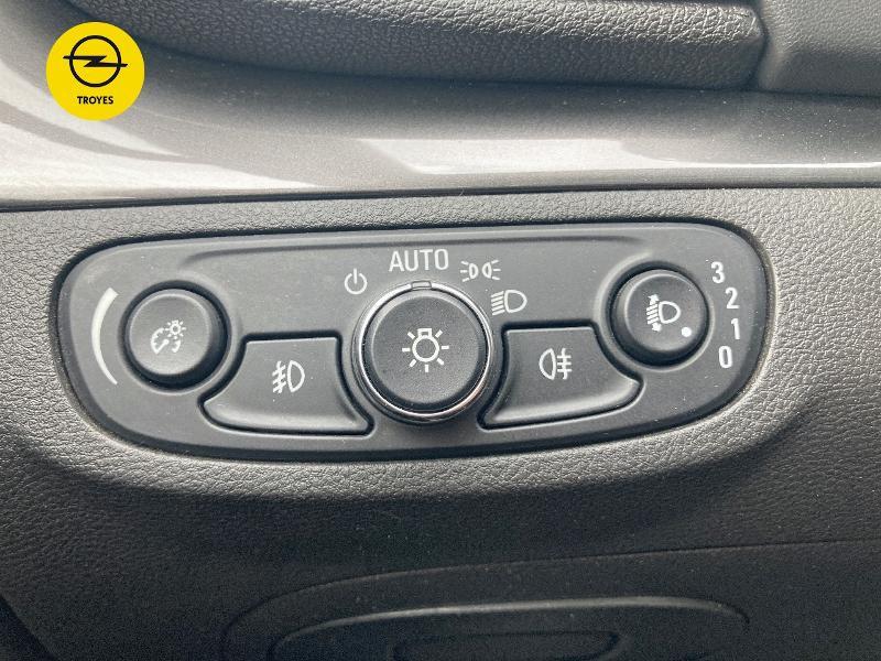 Opel Mokka X 1.4 Turbo 140ch Innovation 4x2 Gris occasion à Barberey-Saint-Sulpice - photo n°20