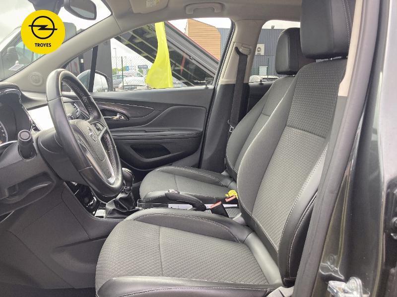 Opel Mokka X 1.4 Turbo 140ch Innovation 4x2 Gris occasion à Barberey-Saint-Sulpice - photo n°9