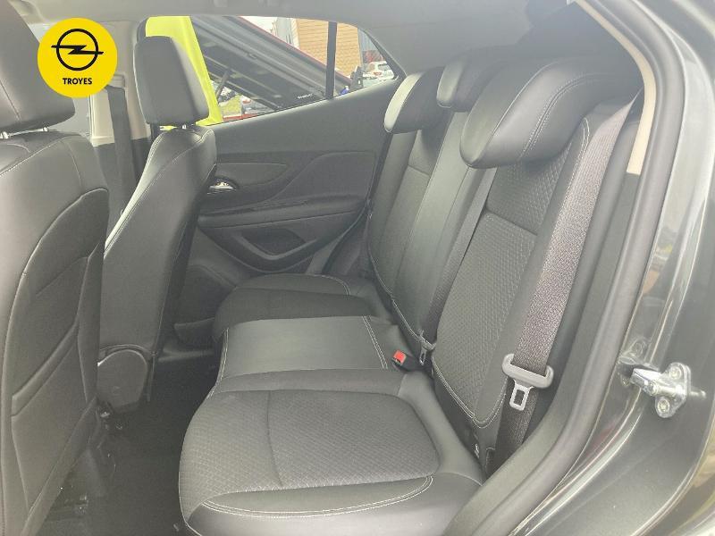 Opel Mokka X 1.4 Turbo 140ch Innovation 4x2 Gris occasion à Barberey-Saint-Sulpice - photo n°10