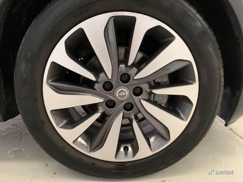 Opel Mokka X 1.4 Turbo 140ch Innovation 4x2 Gris occasion à Rouen - photo n°9