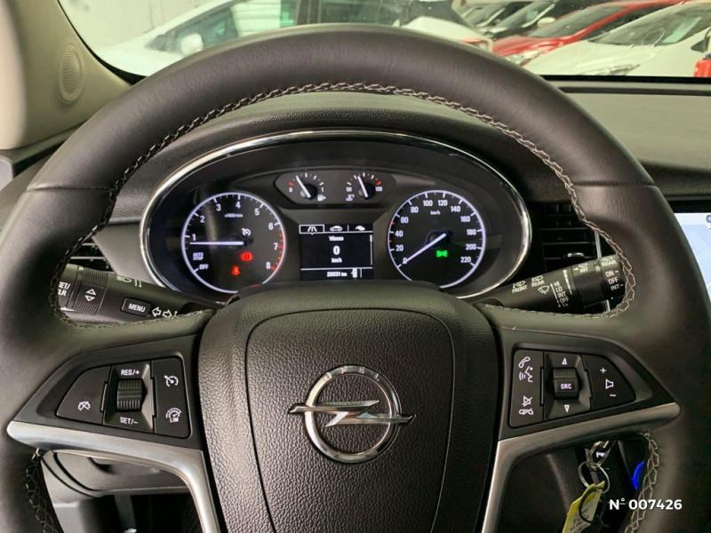 Opel Mokka X 1.4 Turbo 140ch Innovation 4x2 Gris occasion à Rouen - photo n°12