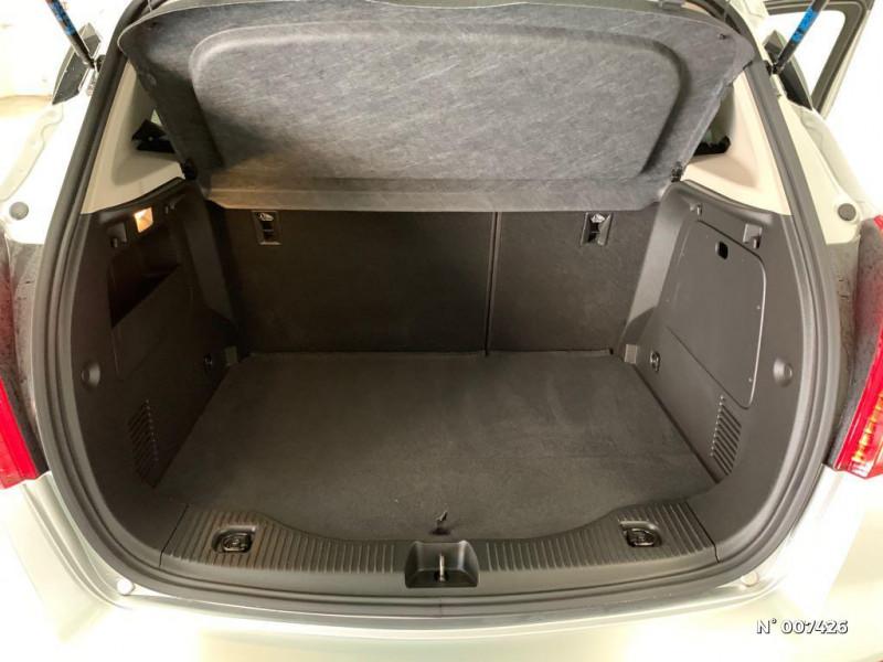 Opel Mokka X 1.4 Turbo 140ch Innovation 4x2 Gris occasion à Rouen - photo n°14