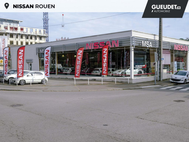 Opel Mokka X 1.4 Turbo 140ch Innovation 4x2 Gris occasion à Rouen - photo n°17