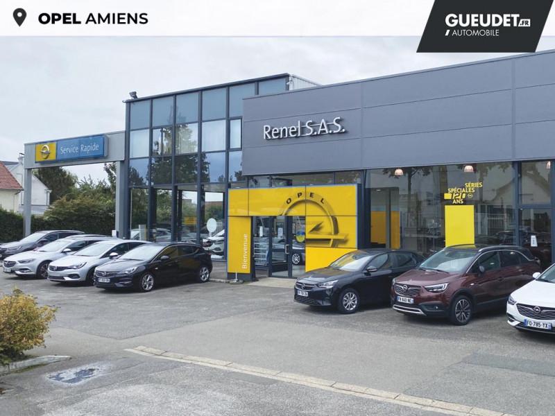 Opel Mokka X 1.6 CDTI 110ch ecoFlex Innovation 4x2 Gris occasion à Dury - photo n°16