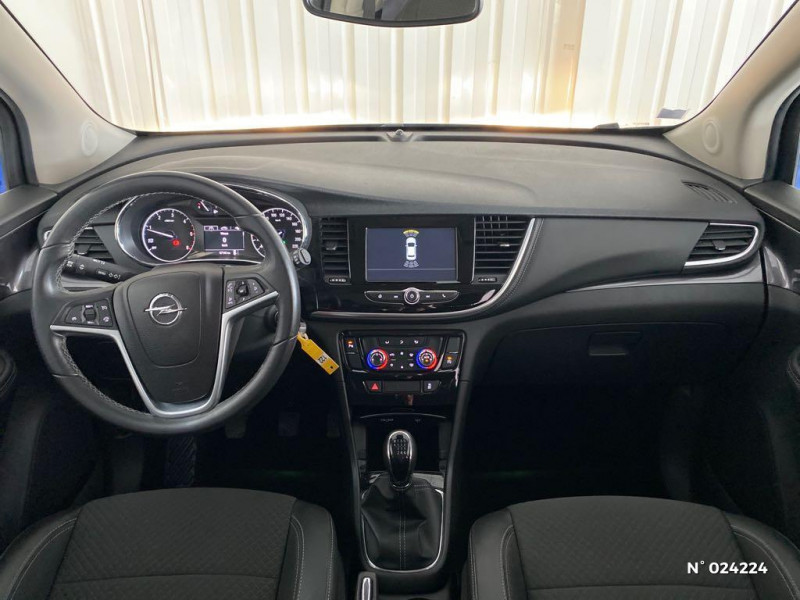 Opel Mokka X 1.6 CDTI 110ch ecoFlex Innovation 4x2 Gris occasion à Dury - photo n°10