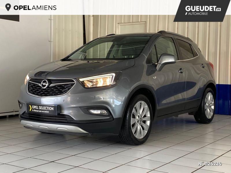 Opel Mokka X 1.6 CDTI 110ch ecoFlex Innovation 4x2 Gris occasion à Dury