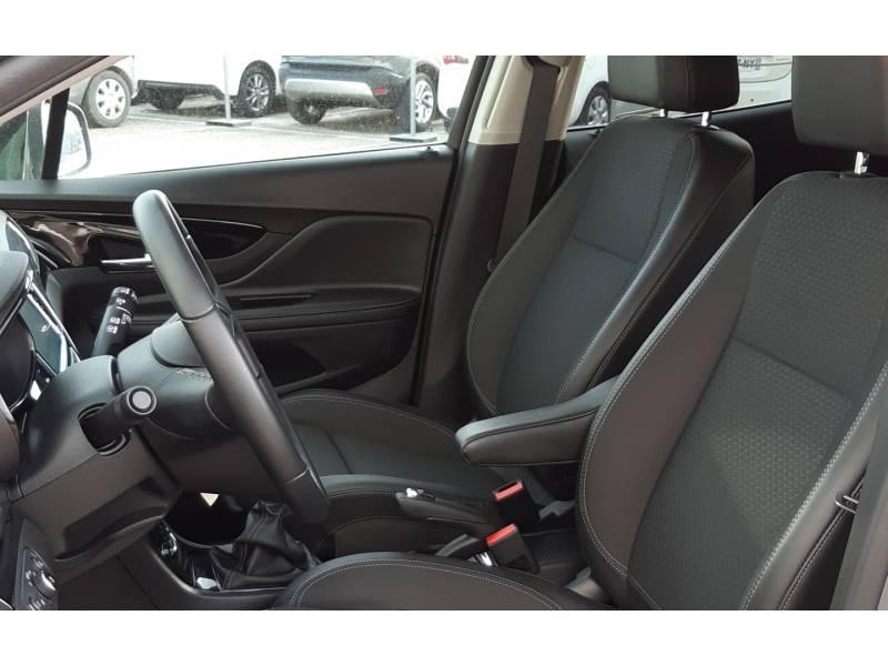 Opel Mokka X 1.6 CDTI - 136 ch 4x2 Black Edition Gris occasion à Libourne - photo n°7