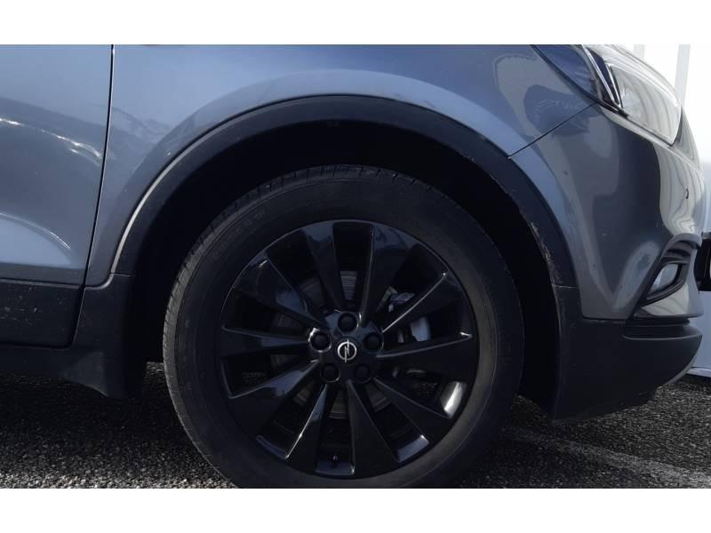 Opel Mokka X 1.6 CDTI - 136 ch 4x2 Black Edition Gris occasion à Libourne - photo n°6